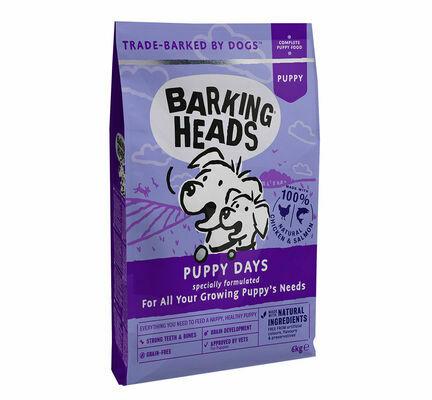 Barking Heads Puppy Days Dry Dog Food