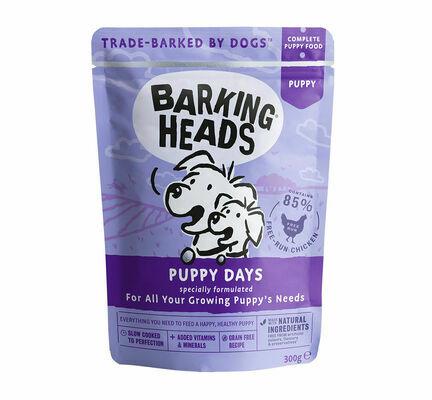 Barking Heads Puppy Days Wet Dog Food