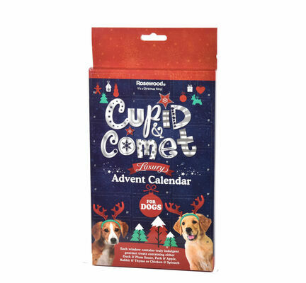 Rosewood Luxury Advent Calendar For Dogs