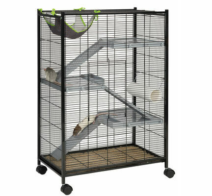 Sky Pet Products Liberta Pioneer Rodent Cage