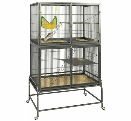 Sky Pet Products Explorer Small Pet Cage