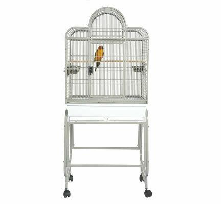 Sky Pet Products Mini Santa Fe Stone Bird Cage