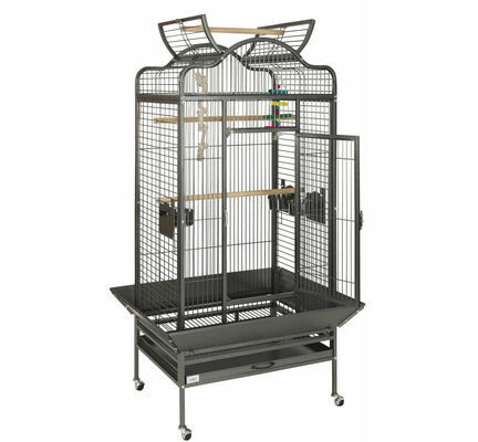 Sky Pet Products Voyager Antique Bird Cage