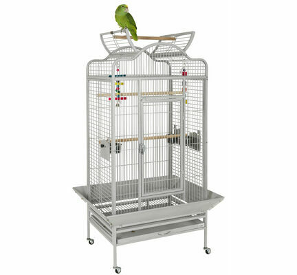 Sky Pet Products Voyager Stone Bird Cage