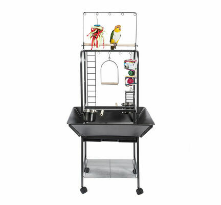 Sky Pet Products Forest Jungle Bird Play Stand