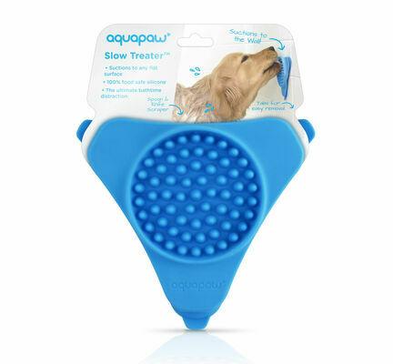 Aquapaw Slow Treater Bath Time Feeder