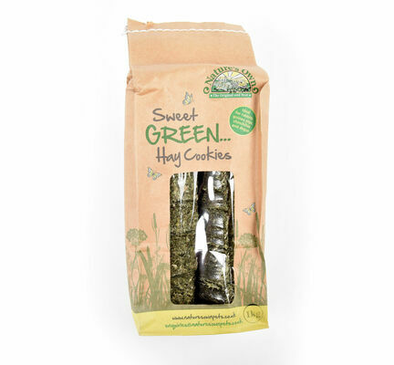 Natures' Own Sweet Green Hay Cookies