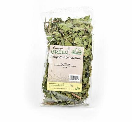 Nature's Own Sweet Green Delightful Dandelion