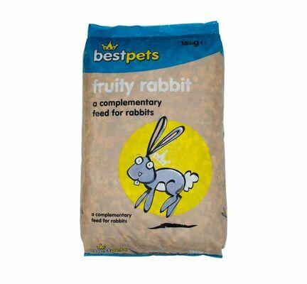 Bestpets Fruity Rabbit Food 15kg