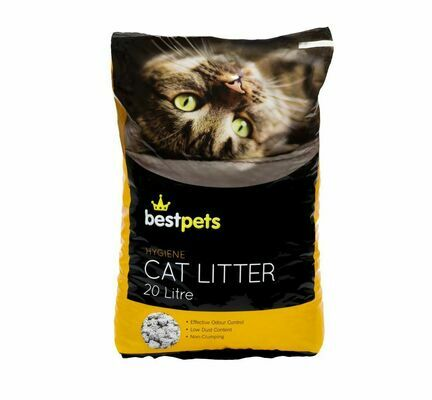 Bestpets Hygiene Non-Clumping Litter 20L