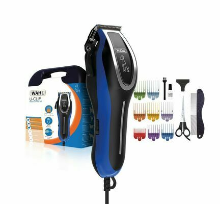 Wahl Pet U-Clip Dog Clipper Grooming Kit