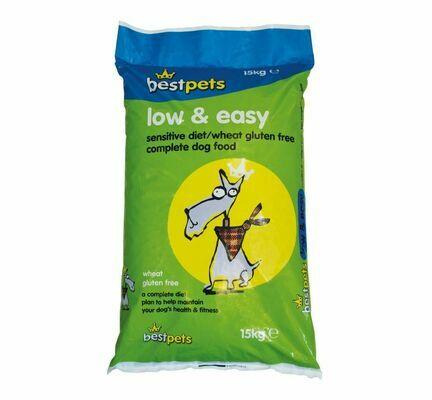Bestpets Low And Easy Sensitive Adult Dog Food