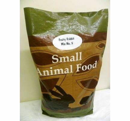 Henry Bell Rabbit Mix No 5 Fruity 15kg
