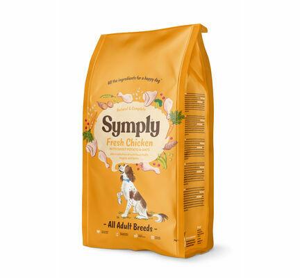 Symply Adult Fresh Chicken Dry Dog Food