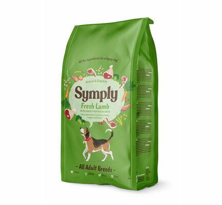 Symply Adult Fresh Lamb Dry Dog Food