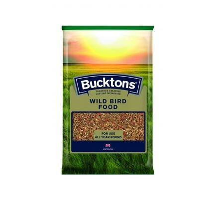 Bucktons Wild Bird Superior Seed Mix 20kg