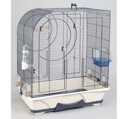 Savic Arte 50 Bird Cage Navy Blue 64x38x71cm
