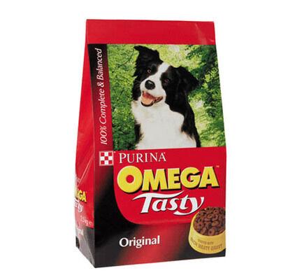 Omega Tasty Original Complete Working Dog Food