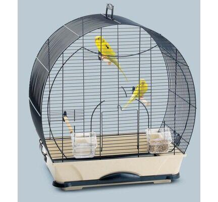 Savic Evelyne 40 Bird Cage Navy Blue 52x32.5x55cm