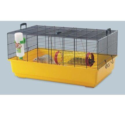 Savic Ruffy 2 Gerbil/rat/ferret Cage Navy 80x50x38cm