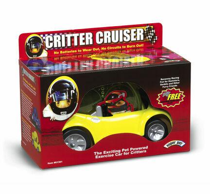 Super Pet Rodent Critter Cruiser