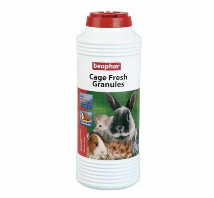 Beaphar Cage Fresh Granules Odour Neutralising 600g