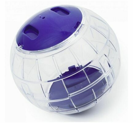 Pennine Clear Hamster Playball Exercise Ball 18cm