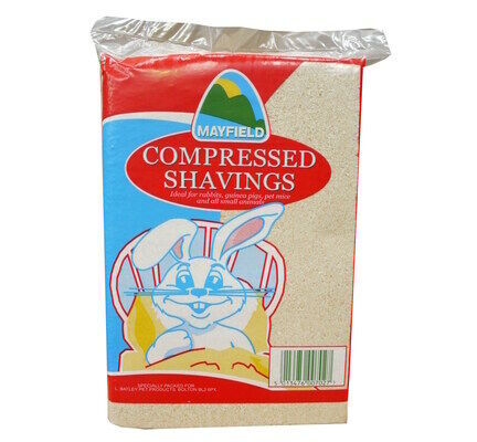 Mayfield Compressed Wood Shavings Bedding & Litter - Large