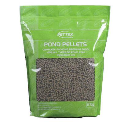 Pettex Premium Pond Pellets 4mm 2kg