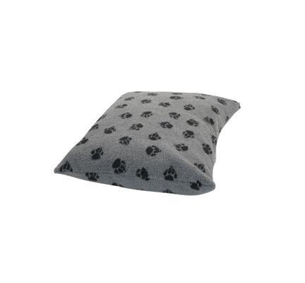 Danish Design Fleece Paw Grey Duvet Cover