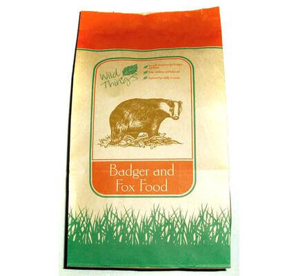 Wildthings Badger & Fox Food