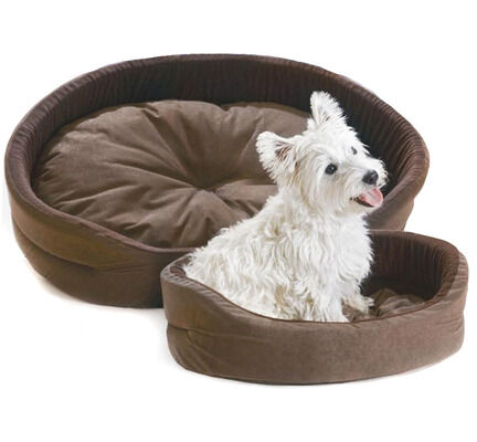 Cosipet Chelsea Superbed Chocolate Dog Bed