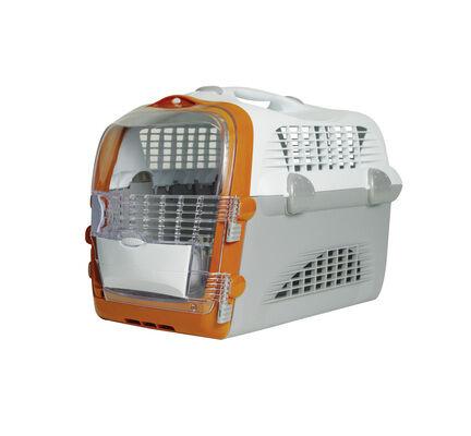 Catit Cat Cabrio White/grey/orange 51x33x35cm
