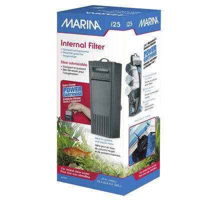 Marina I25 Filter For Aquariums Up To 25ltr