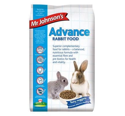 Mr Johnson's Advance Rabbit Food