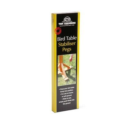 Tom Chambers Bird Table Stabilisers