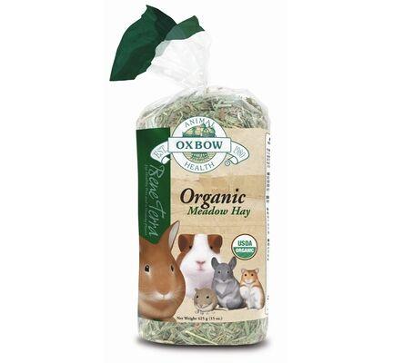 Petlife Oxbow Organic Meadow Hay 425g