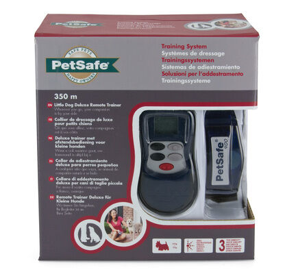 Petsafe Little Dog Deluxe Remote Trainer 350m