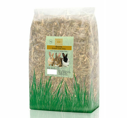 Burns Green Oat Hay - 900g