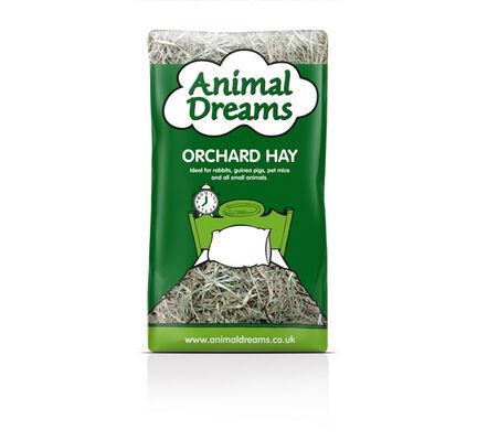 Animal Dreams Orchard Hay 1kg