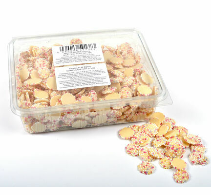 Mini Monster Chocs Milk Chocolate For Dogs 1kg