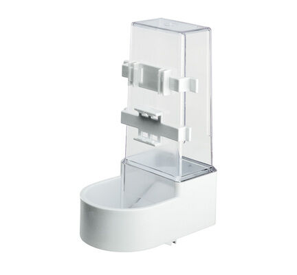 Ferplast FPI 4518 Parrot Fountain White 11.6x13.7x21.2cm