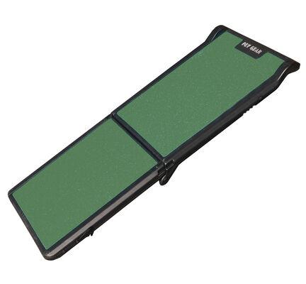 PetGear Travel Light Green Bi-Fold Dog Ramp