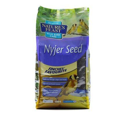 Natures Feast Nyger Wild Bird Seed