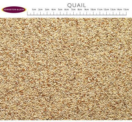 Johnston & Jeff Quail Mix Bird Food - 12.75kg
