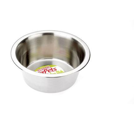 950ml Caldex Classic Super Value Stainless Steel Dog Dish