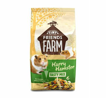 6 x Supreme Harry Hamster Tasty Mix Complete Muesli Food 700g