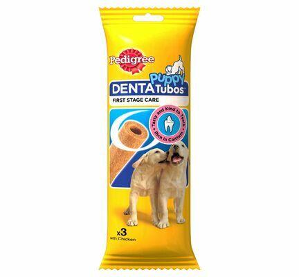 54 x Pedigree Puppy Denta Tubos