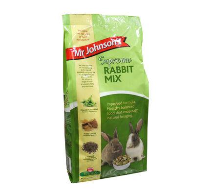 6 x Mr Johnson's Supreme Rabbit Mix 900g