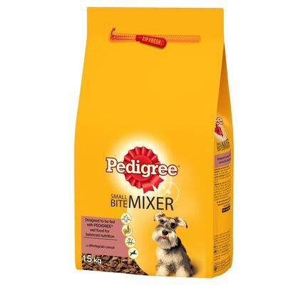 Pedigree Small Bite Mixer Original Dog Food